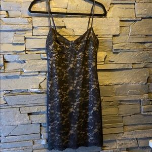 Hot damn!, lace slip dress, Aritzia Wilfred Sm